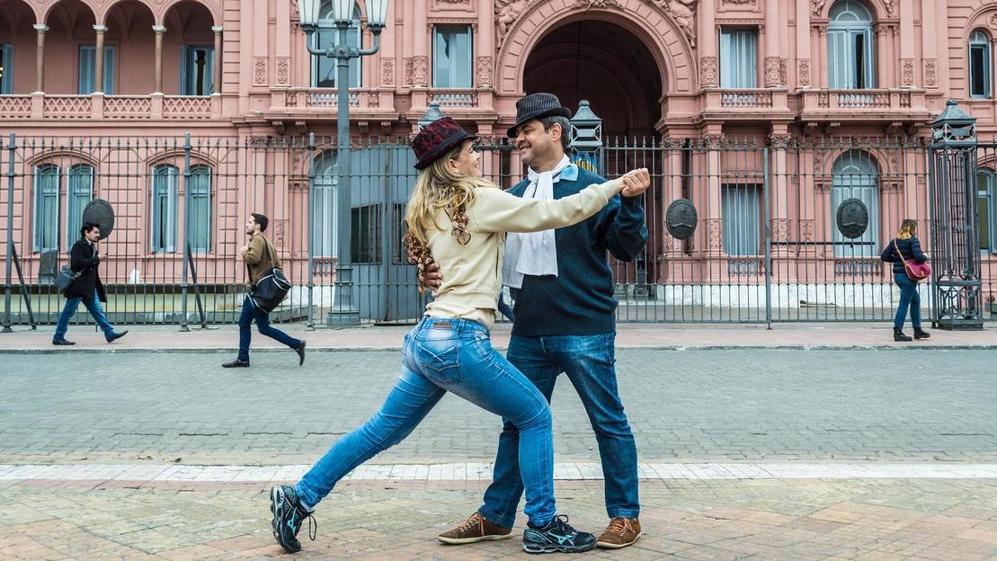 Due passioni di Buenos Aires Tango e calcio - Main image