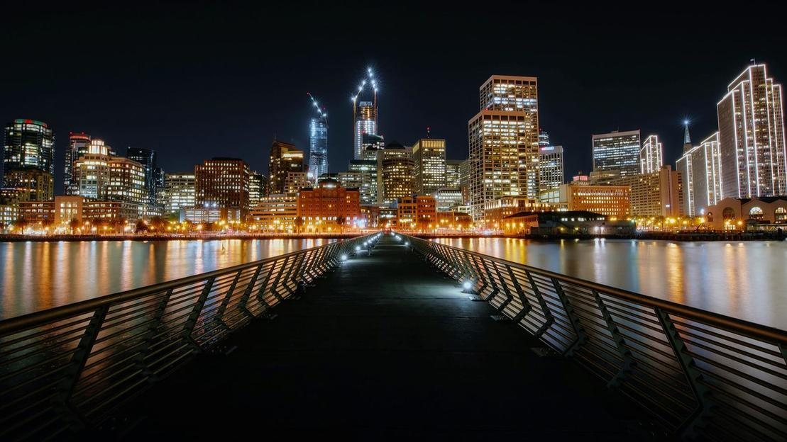 City highlights and Sausalito+Escape from the Rock bay cruise+Night tour - Main image
