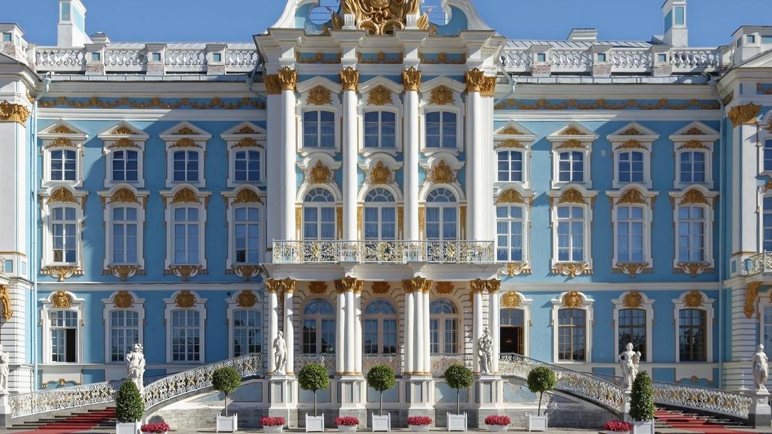 Escursione di mezza giornata al Palazzo di Caterina con stanza d'ambra - Main image