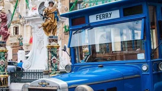 Tour in autobus d'epoca a Vittoriosa, Cospicua e Senglea - Main image