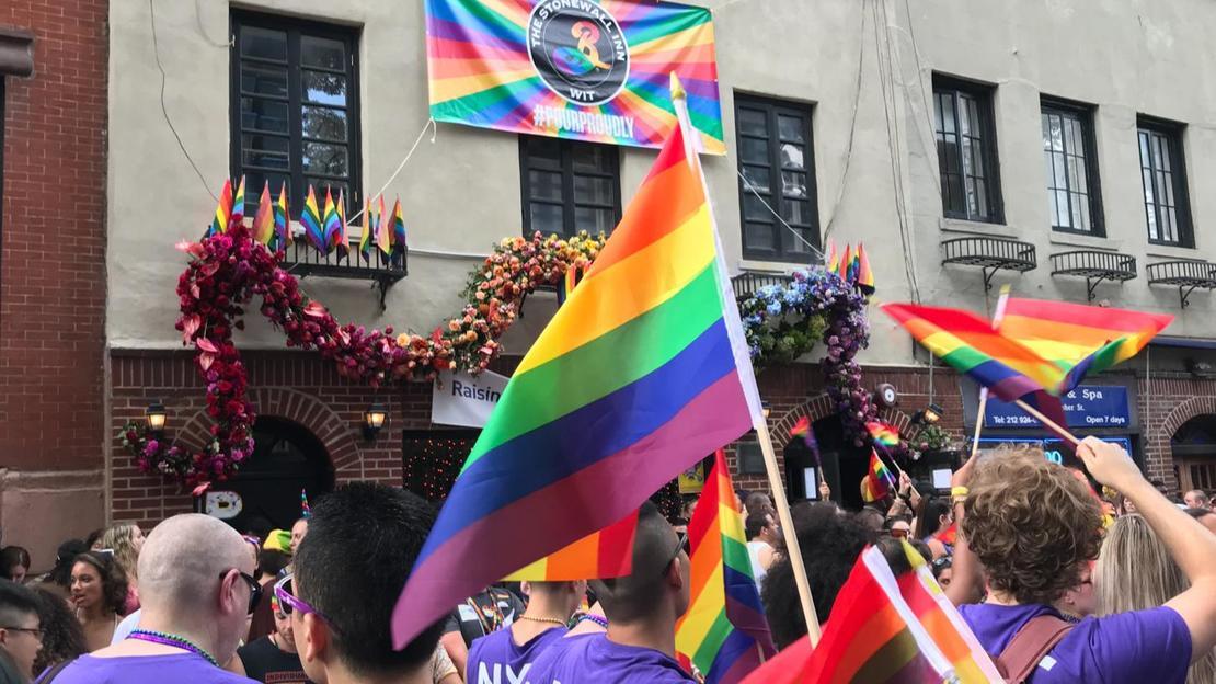 Il Gay Liberation Movement nel tour del West Village - Main image