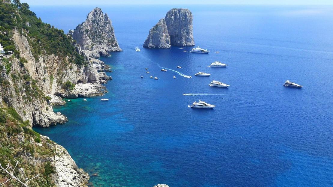 Visita guidata in giornata all'Isola di Capri ed a Pompei - Main image