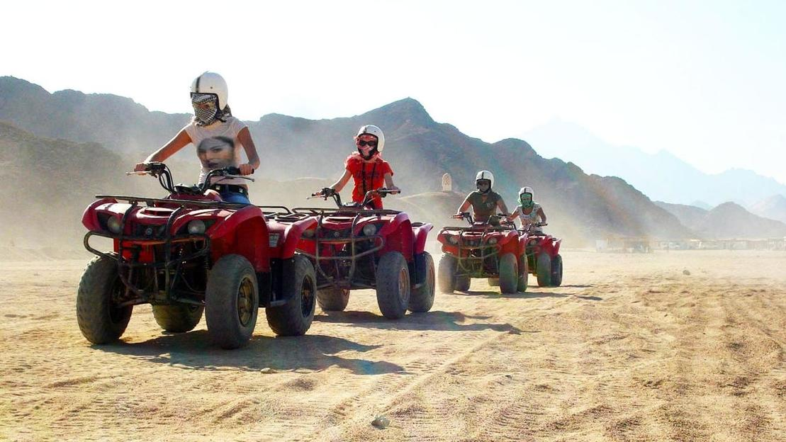 Kusadasi Quad safari - Main image