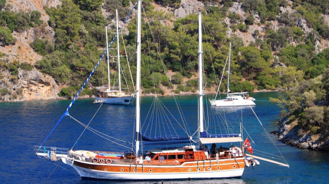 Tour in barca di Kusadasi - Main image