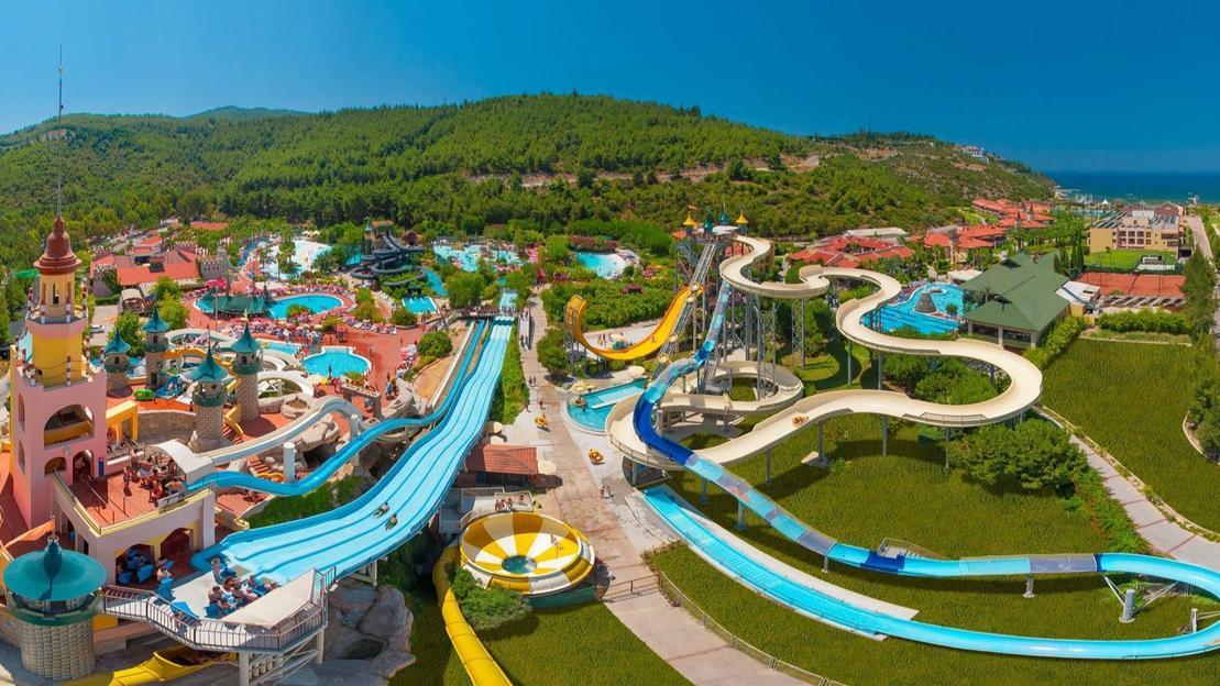 Aquapark di Aqua Fantasy - Main image