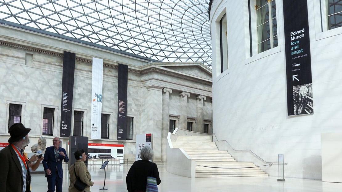 Accesso privato VIP al British Museum - Solo con la stele di Rosetta - Main image
