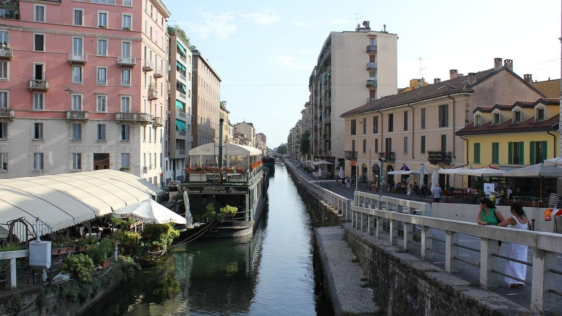 Navigli Darsena Canal Cruise - Main image