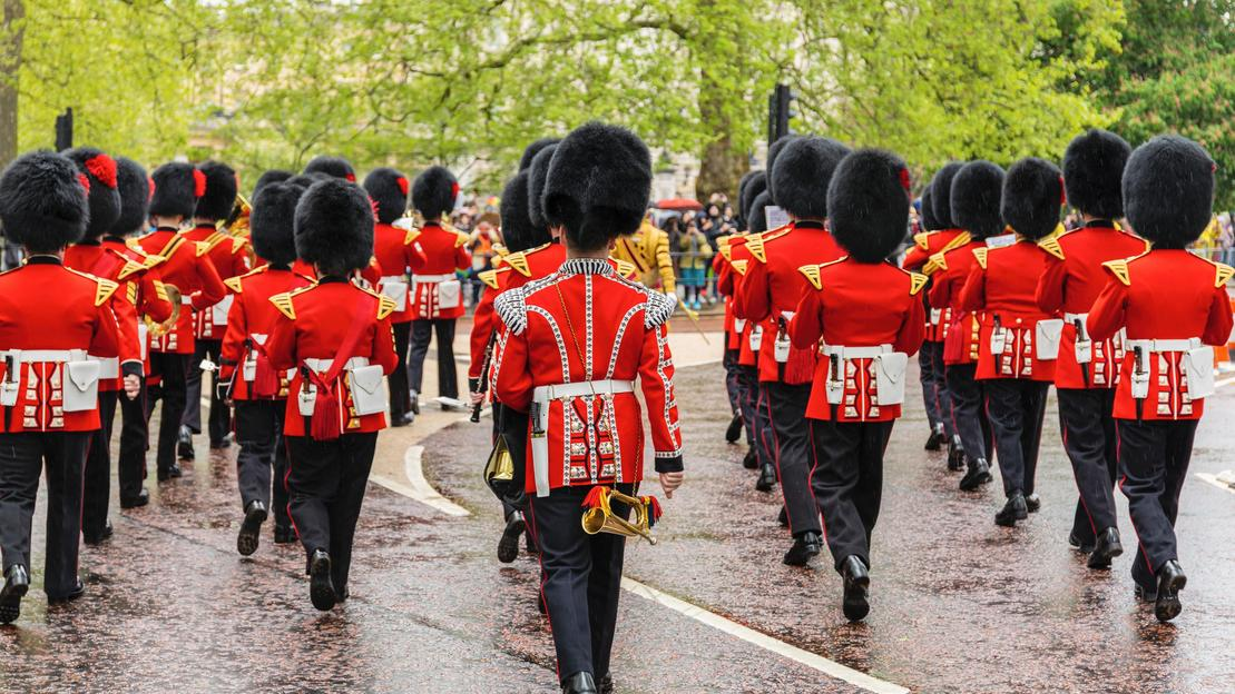 Ultimate Changing of the Guard Tour with Westminster Dome Climb - Main image