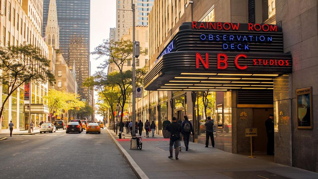 TV and  Manhattan Movie Locations Tour with NBC Studio Tour - Main image