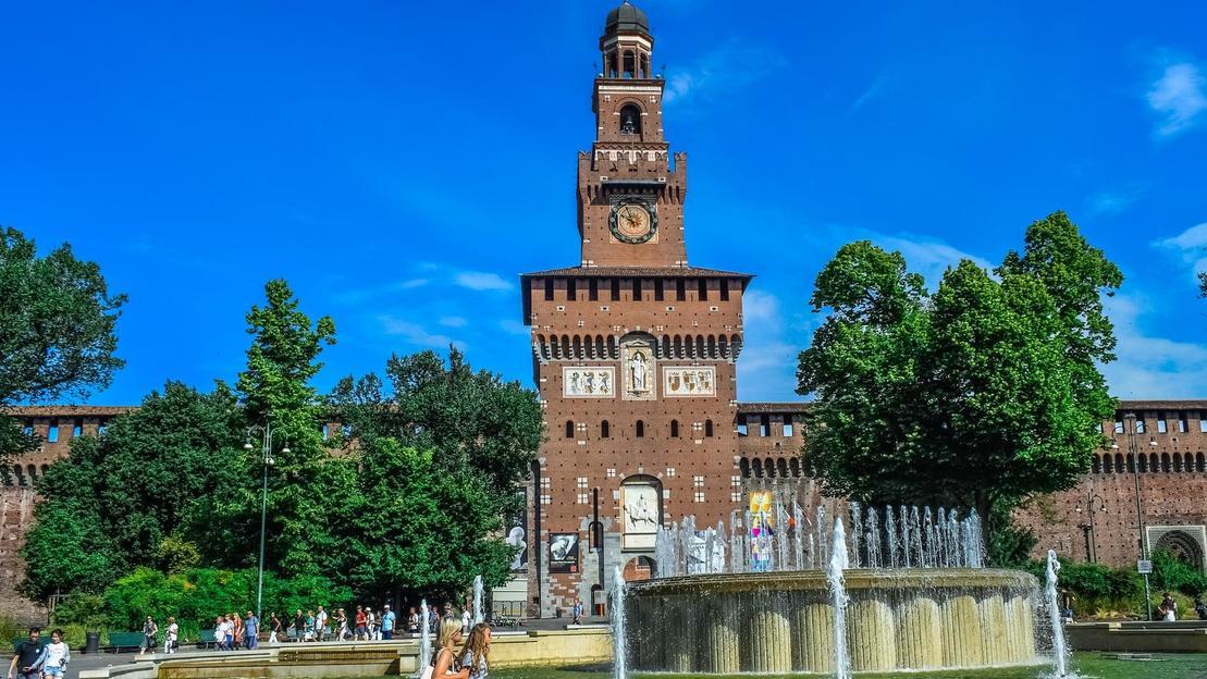 Visita guidata del Castello Sforzesco - Main image