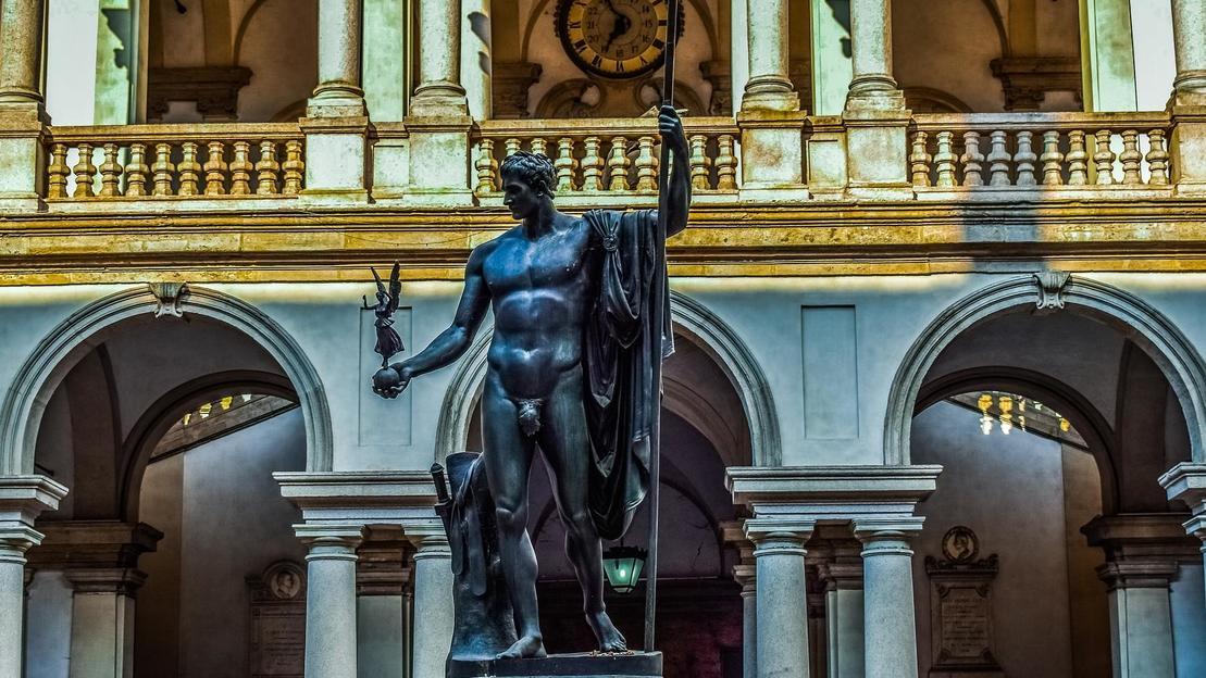 Visita guidata del distretto di Brera e della Pinacoteca - Main image