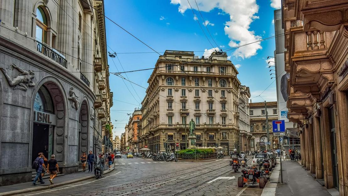 Tour a piedi a Milano - Main image