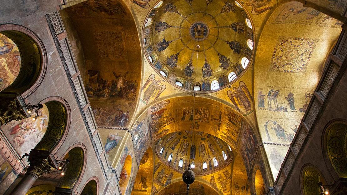 Exclusive Alone In St. Mark's Basilica After Hours - Main image