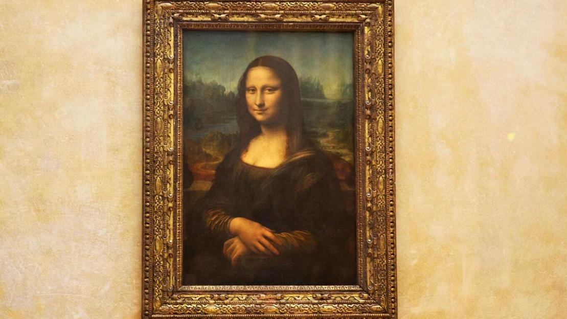 Closing Time at The Louvre: The Mona Lisa At its Peaceful - Main image