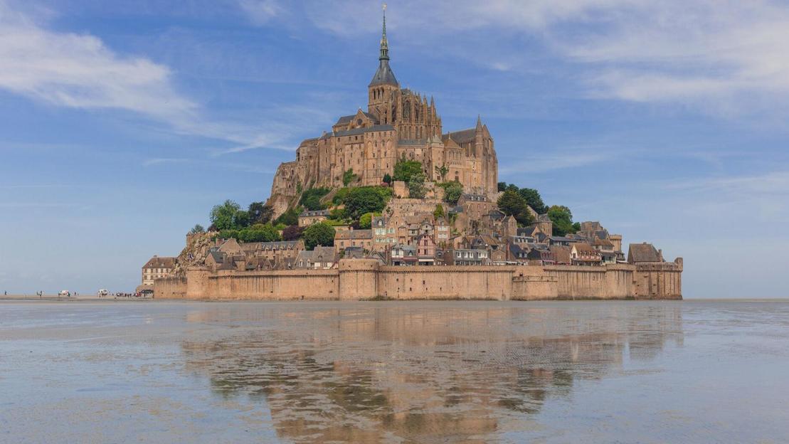 Tour in piccoli gruppi per Mont St Michel ed Exclusive Bay Tour - Main image