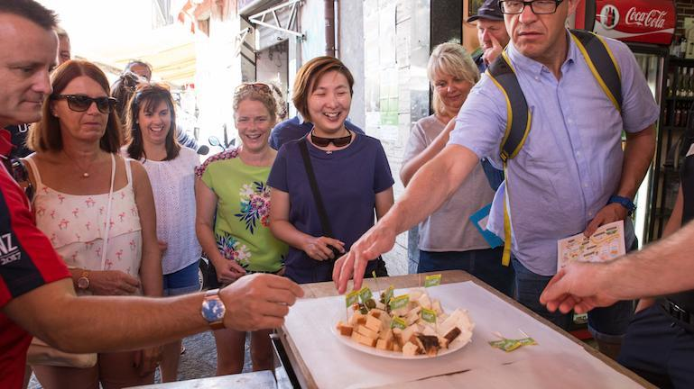 Visita gastronomica di Cefalù - Main image