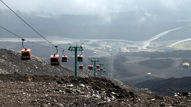 Funivia per l'Etna 2920 metri - Main image