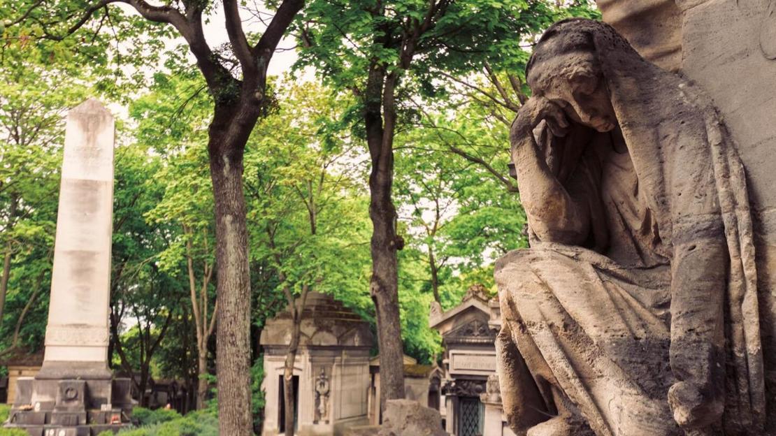 Leggende del cimitero di Pére Lachaise - Main image