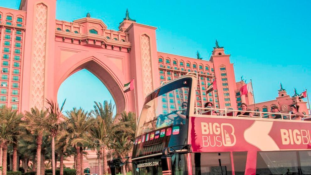 Dubai bus tour Hop-on Hop-off - Main image