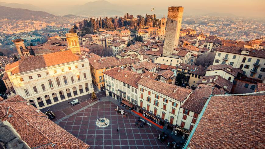 Gita di un giorno a Bergamo - Main image
