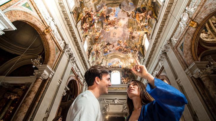 Tour barocco Segway - Main image