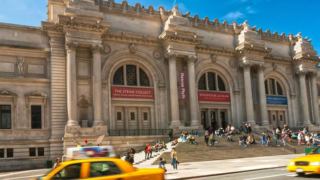Fast track tickets to The Metropolitan Museum of Art  - Main image