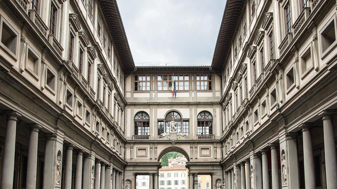 Tickets for Uffizi Gallery, Florence: priority entrance - Main image