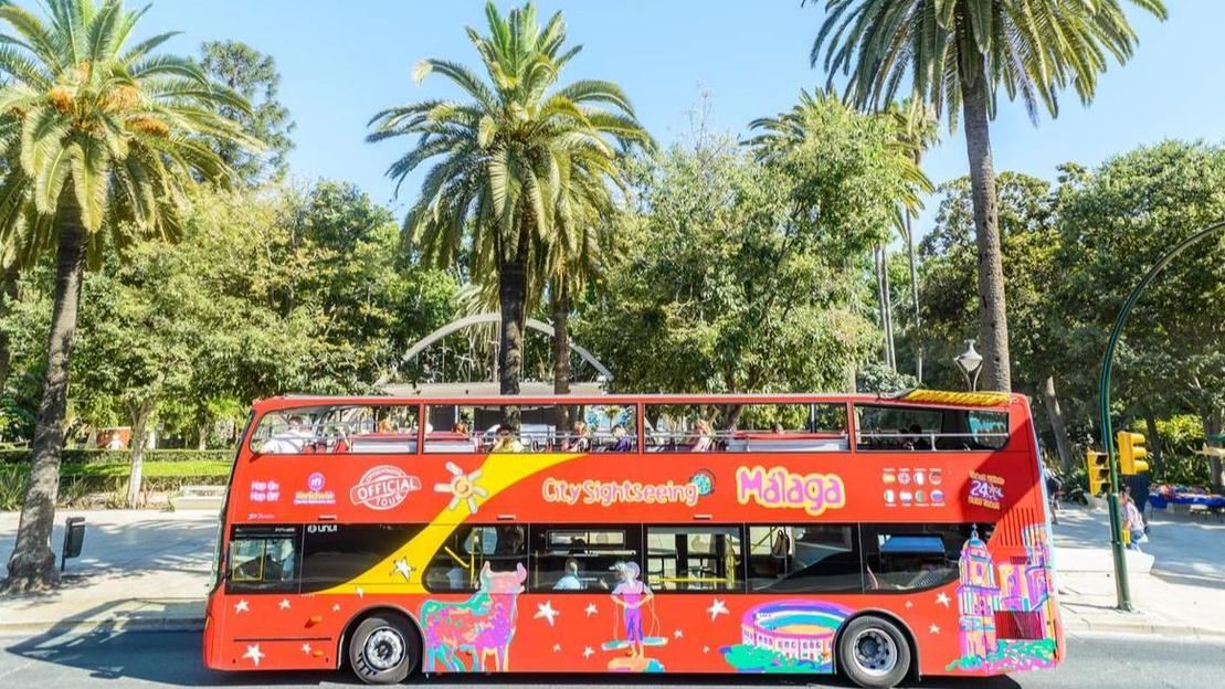 Hop-On Hop-Off Malaga Bus + Interactive Museum of Music - Main image