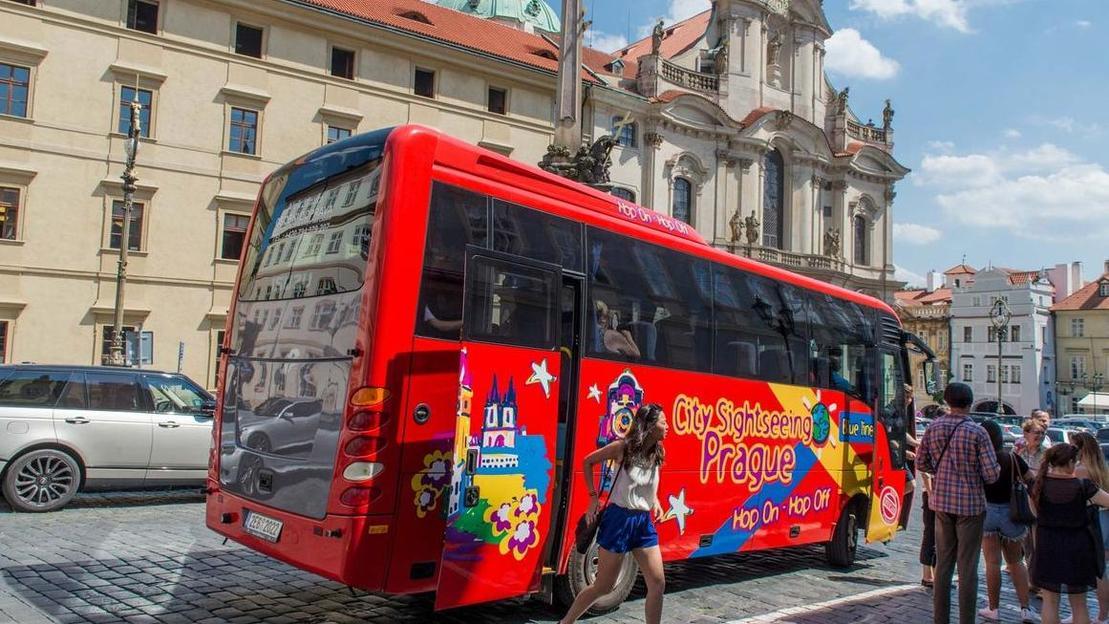 Hop-On Hop-Off Prague Bus or Boat - Main image