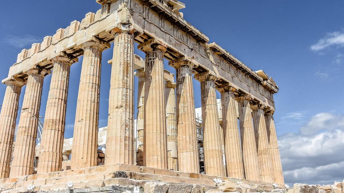 Partenone incontaminato: tour dell'Acropoli e tour del museo dell'Acropoli Salta la fila - Main image