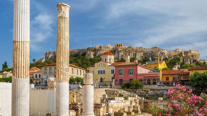 Il meglio del tour della città di Atene: tour dell'Acropoli al primo ingresso, antiche Agoras e passeggiata della Plaka - Main image