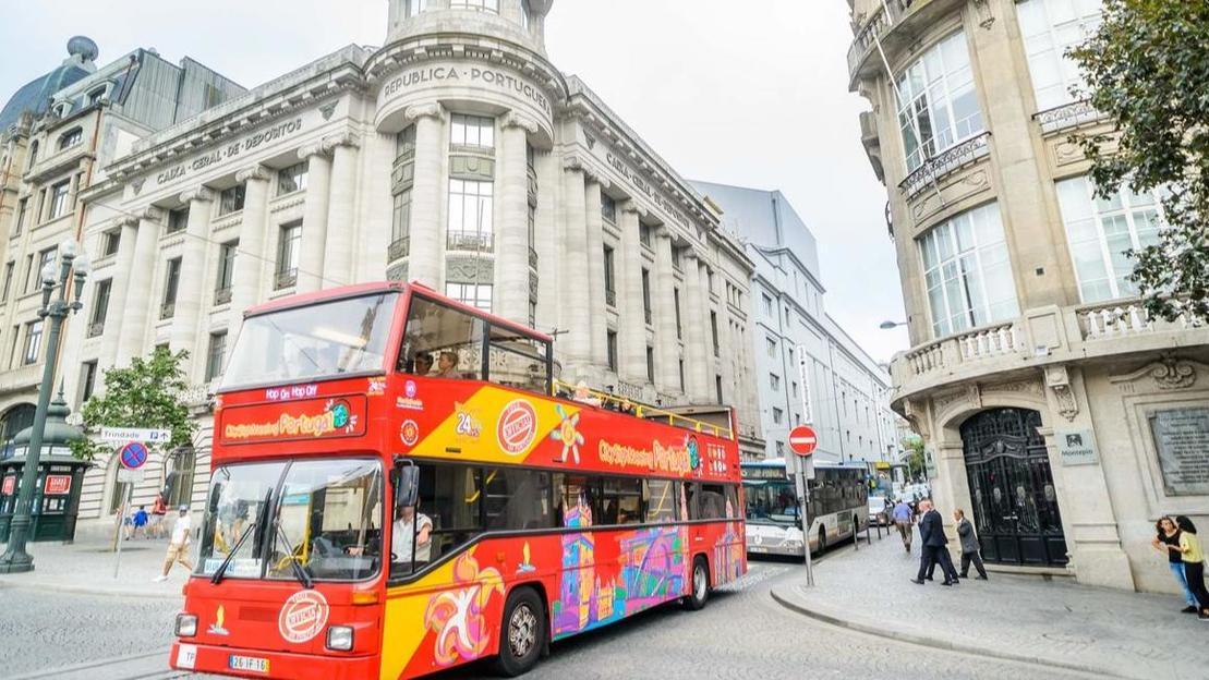 Tour Hop-On Hop-Off a Porto in autobus - Main image