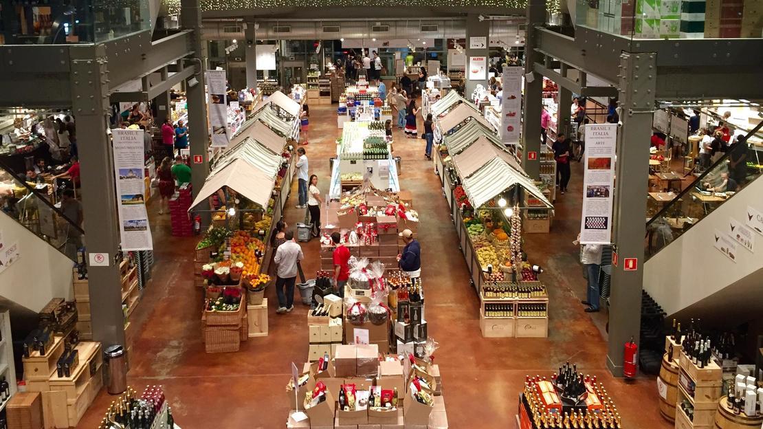 Tour guidato e degustazione Eataly Lingotto di Torino - Main image