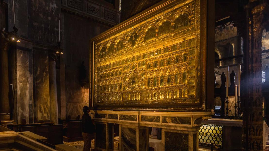 Salta la coda: tour guidato della Basilica di San Marco - Main image