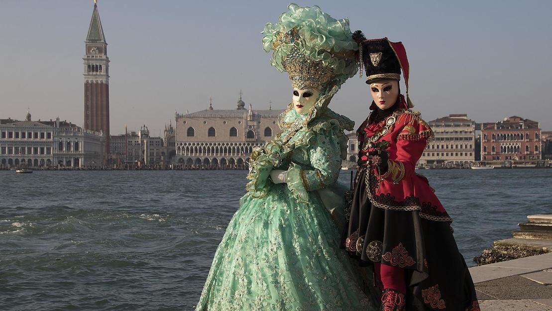 Venetian Carnival experience - Main image