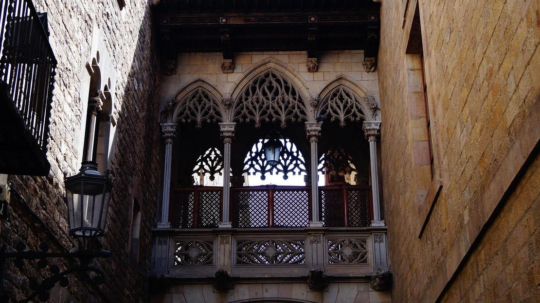 Picasso museum and gothic Barcelona guided tour - Main image