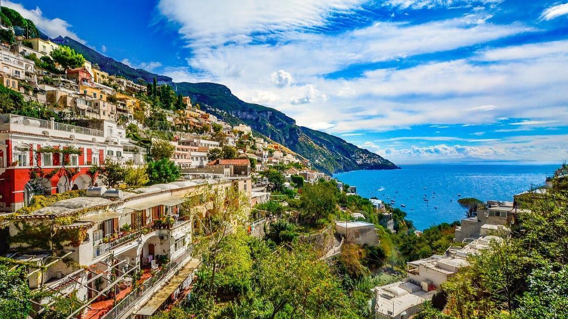 Exclusive Rome to Pompeii and Amalfi Coast Trip - Main image