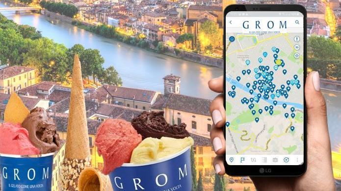 GROM gelato experience in Verona - Main image