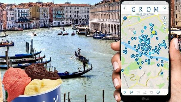 GROM gelato experience in Venice - Main image