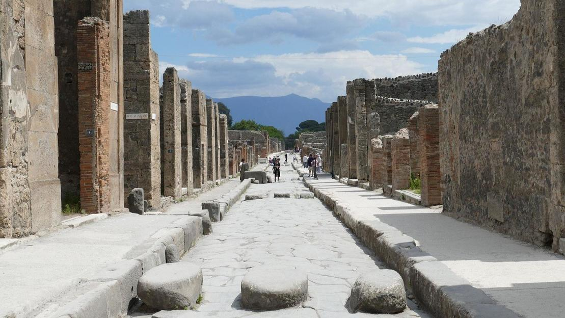 Pompei Guided tour with skip the line tickets - Main image