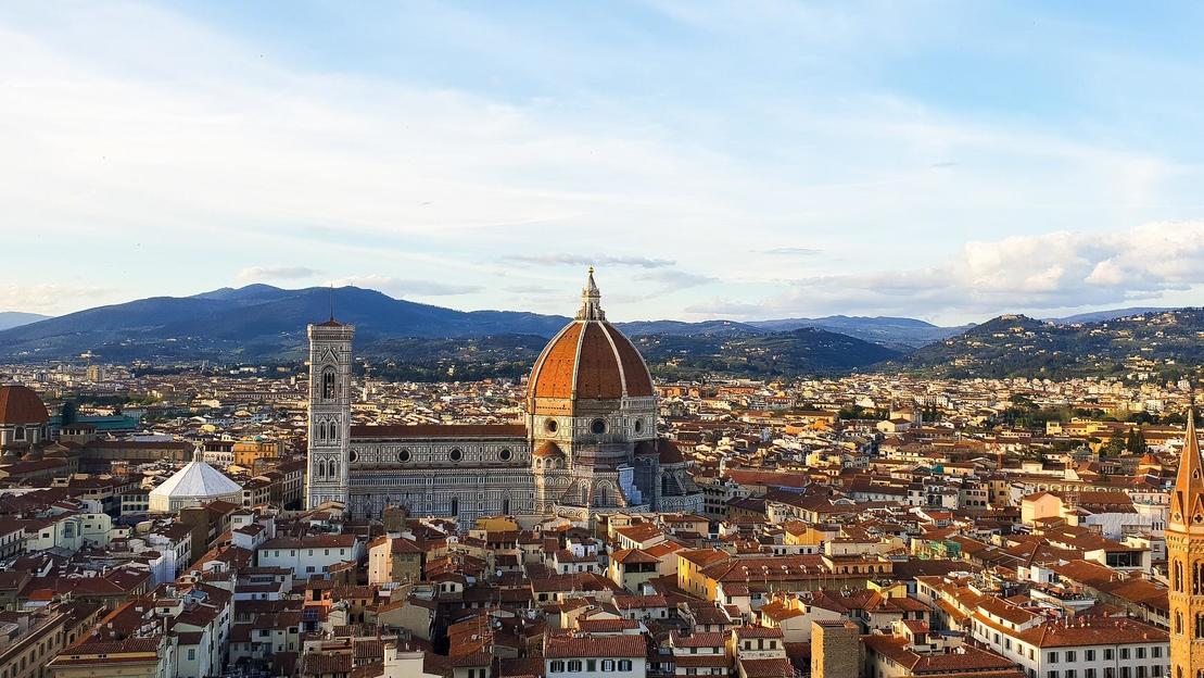 VCW Firenze: tour a piedi hop on hop off - Main image