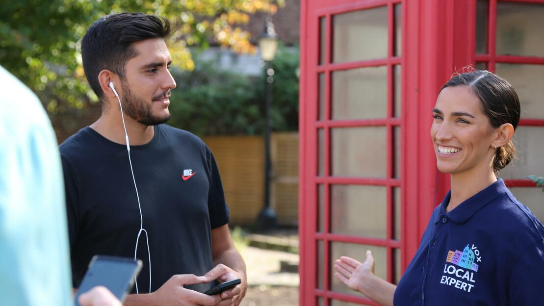 VCW London: tour a piedi hop on hop off - Main image