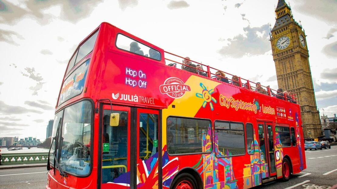 Hop-On Hop-Off Londra - Main image