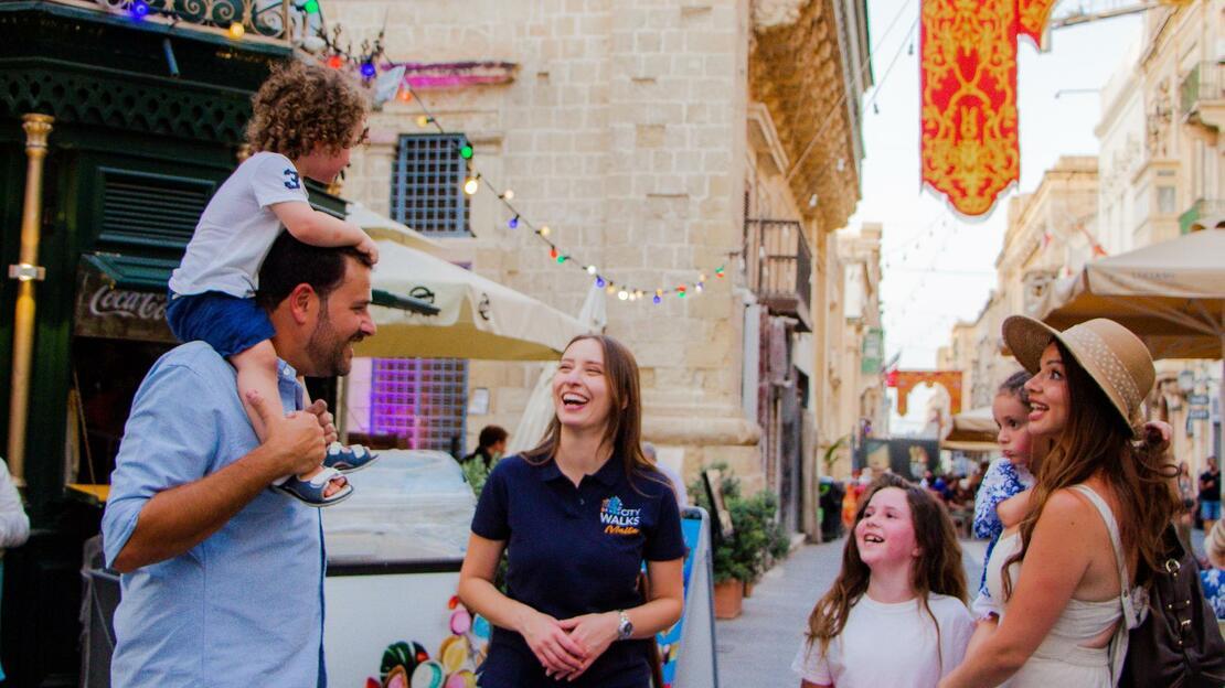 Pass per il tour a piedi di Malta - Main image