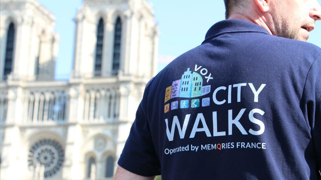 Pass per il tour a piedi di Parigi - Main image