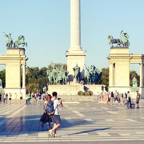 Tour a Piedi di Budapest